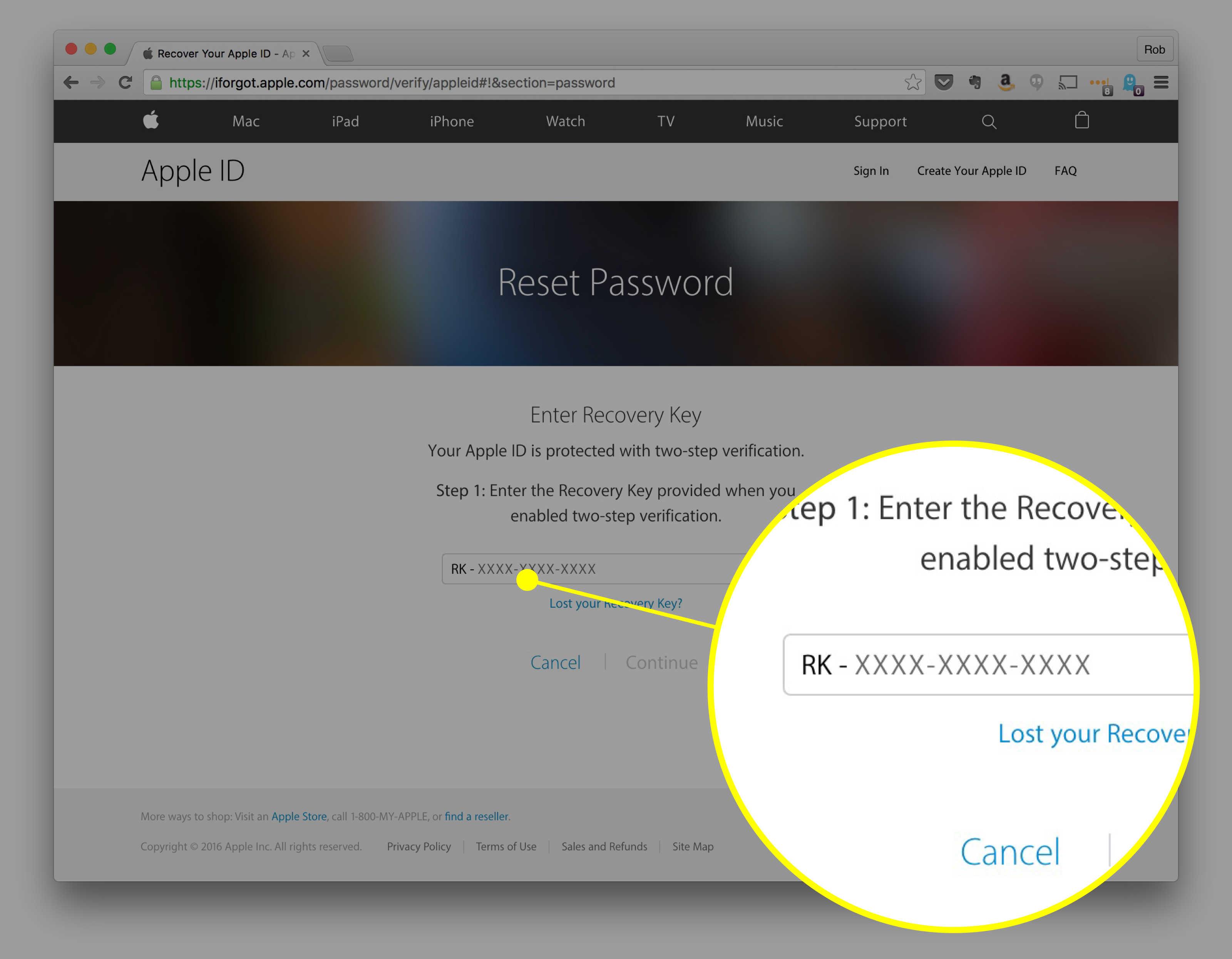 apple id block securit reasons