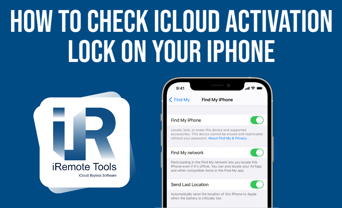 how to check iCloud Activation Lock on your iPhone if it is in hand
