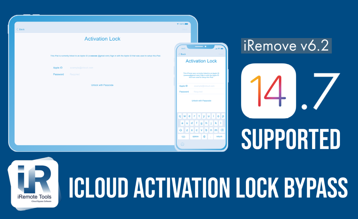 Bypass iPhone and iPad Activation Lock on iOS 14.7