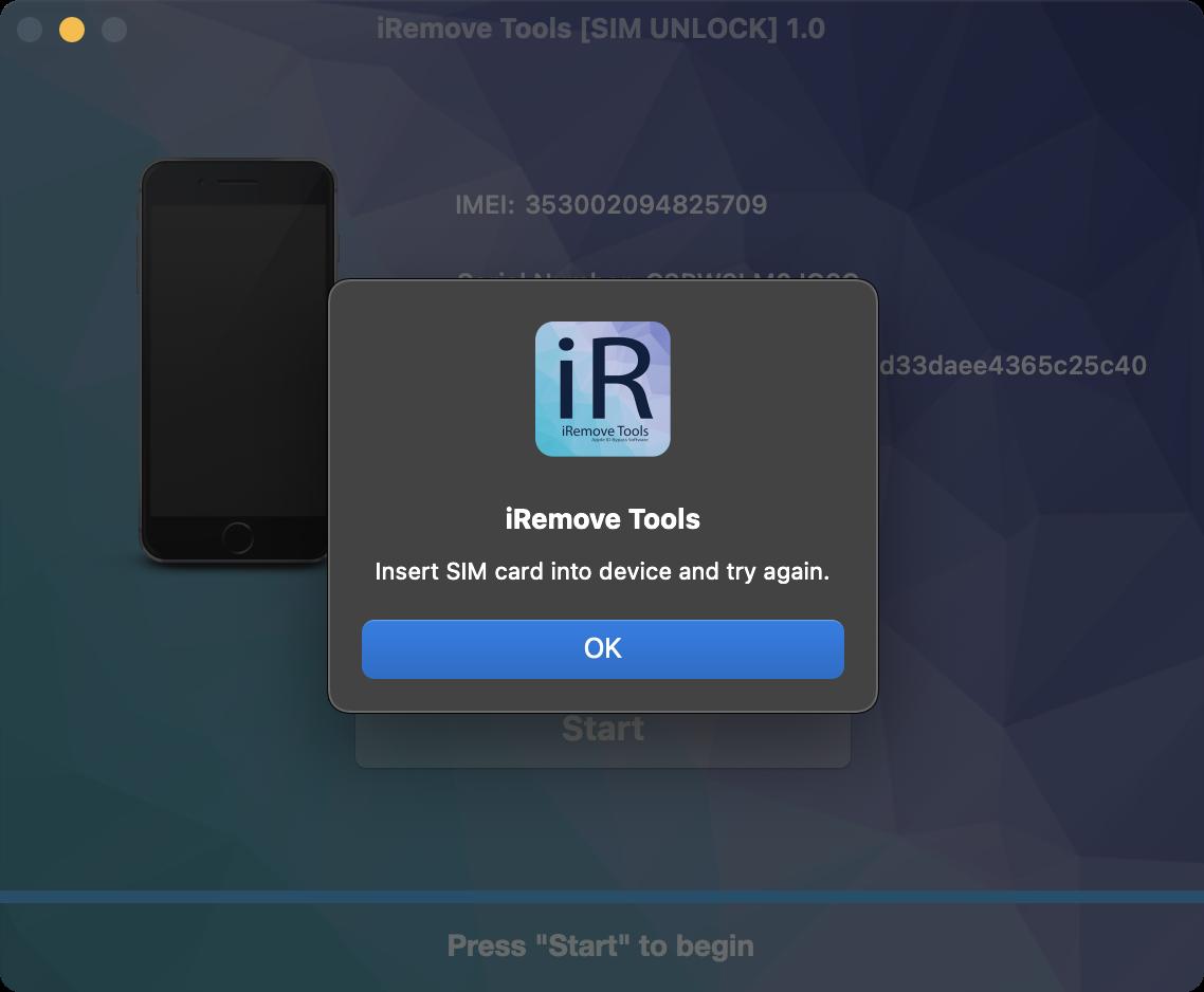 Step 22. Phone SIM [Carrier] Unlock