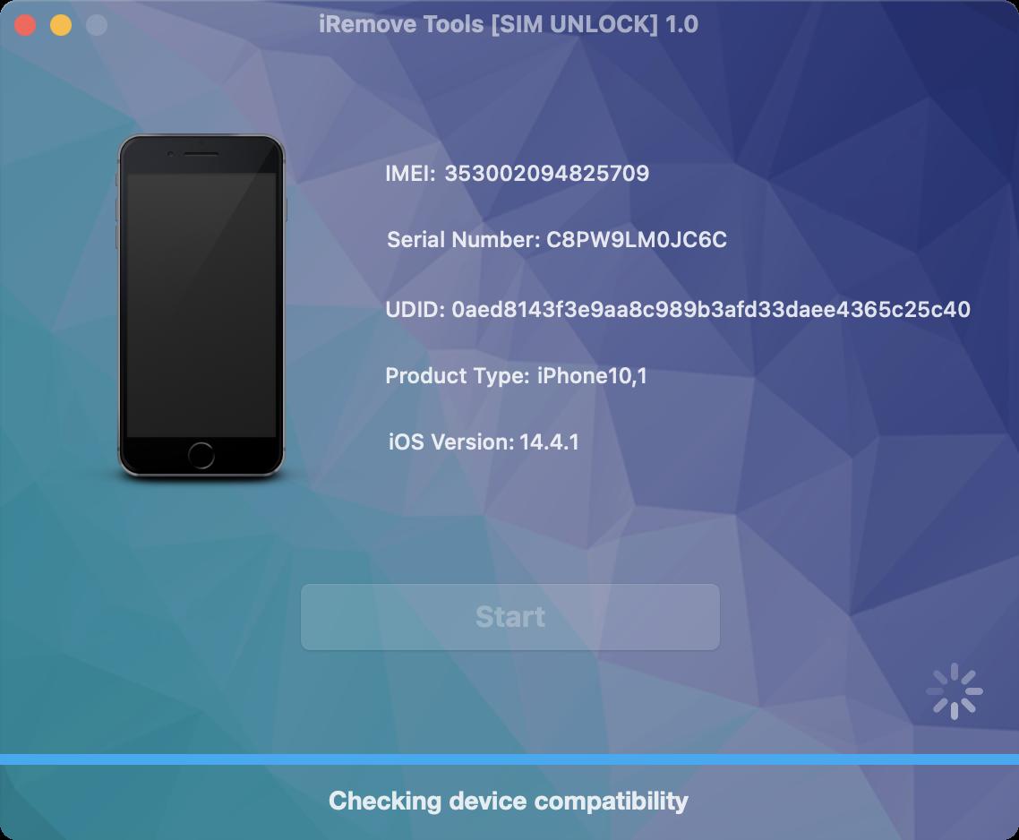 Step 16. Phone SIM [Carrier] Unlock