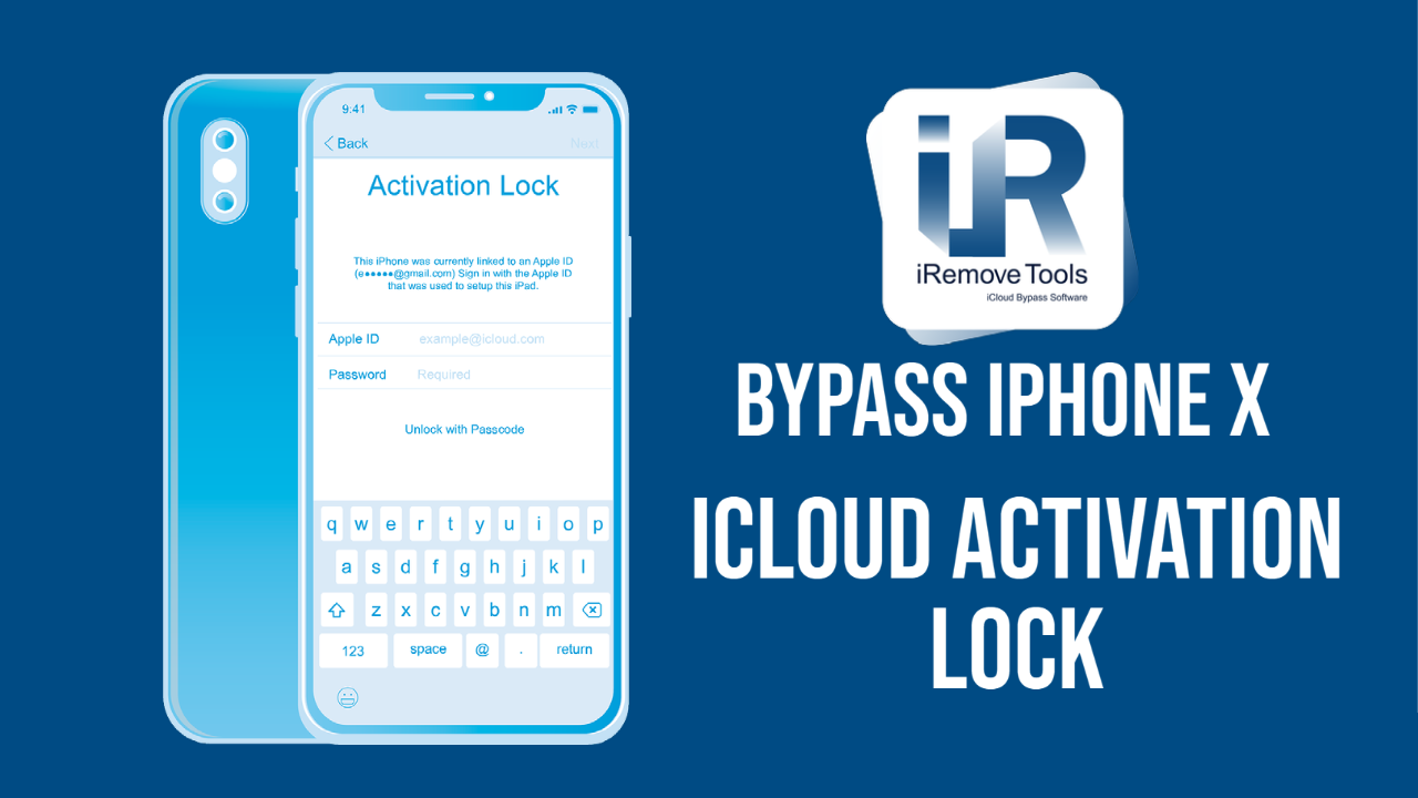 Bypass iPhone X Activation Lock