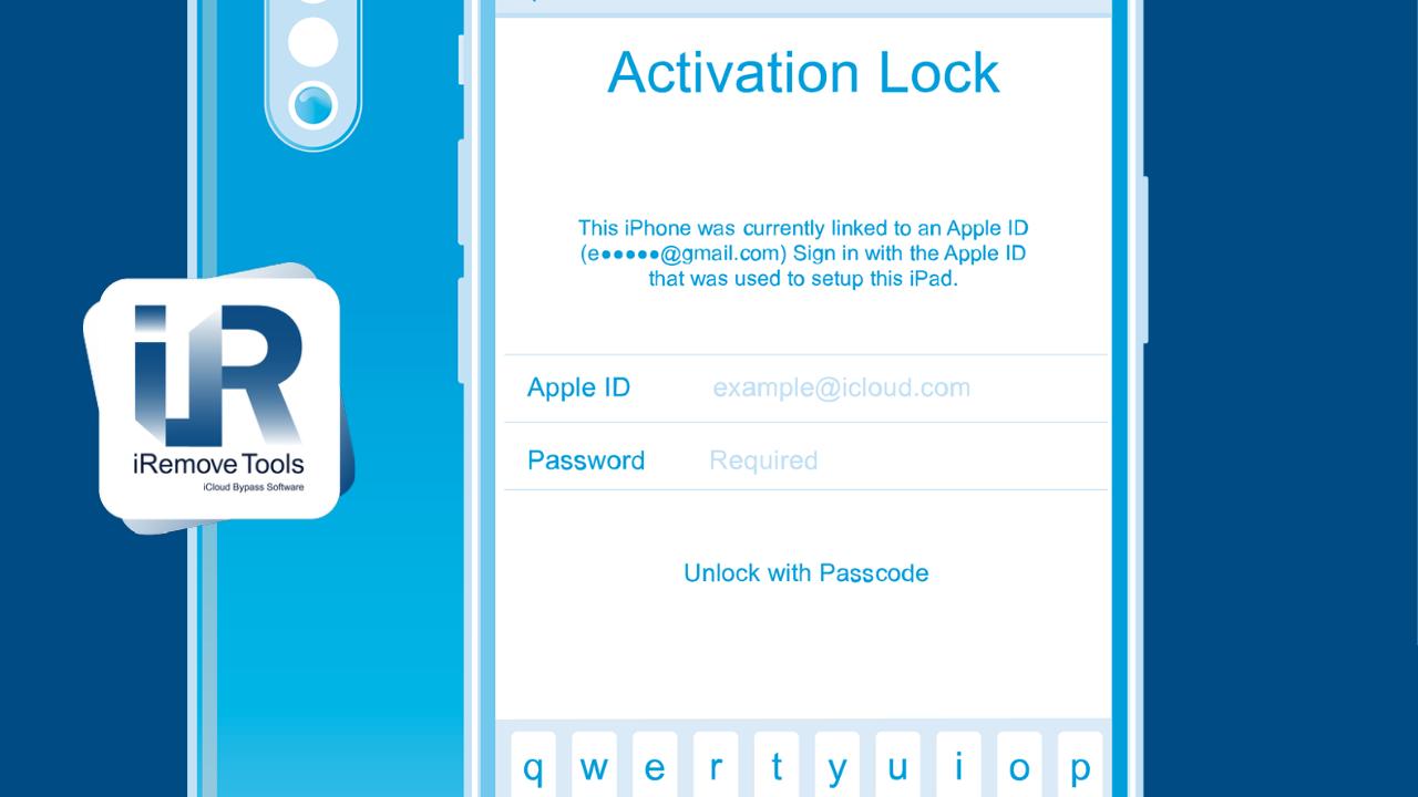iPhone X Activation Lock