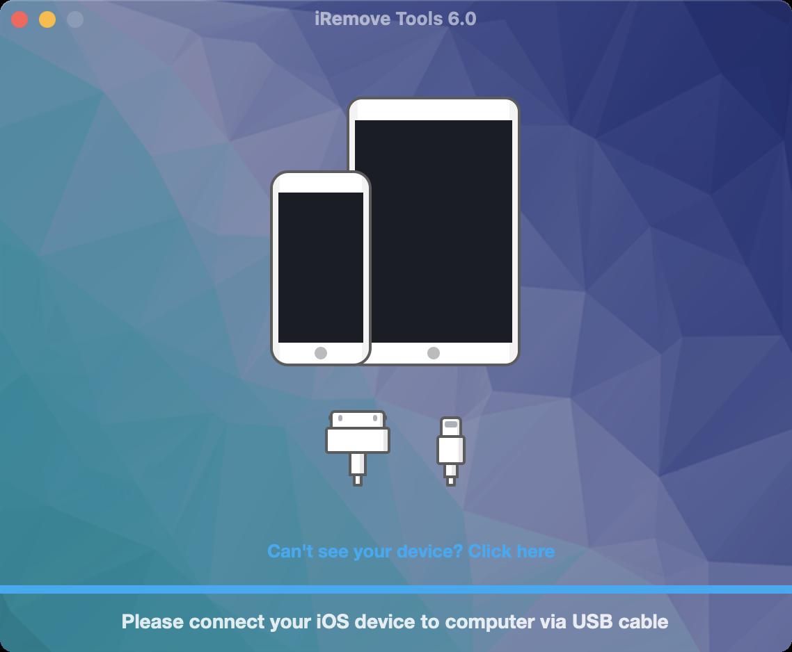 Activation Lock Bypass iOS 14.7