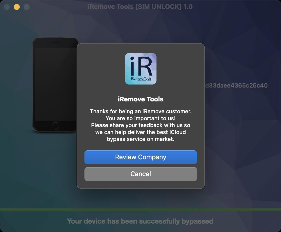 Step 24. Phone SIM [Carrier] Unlock