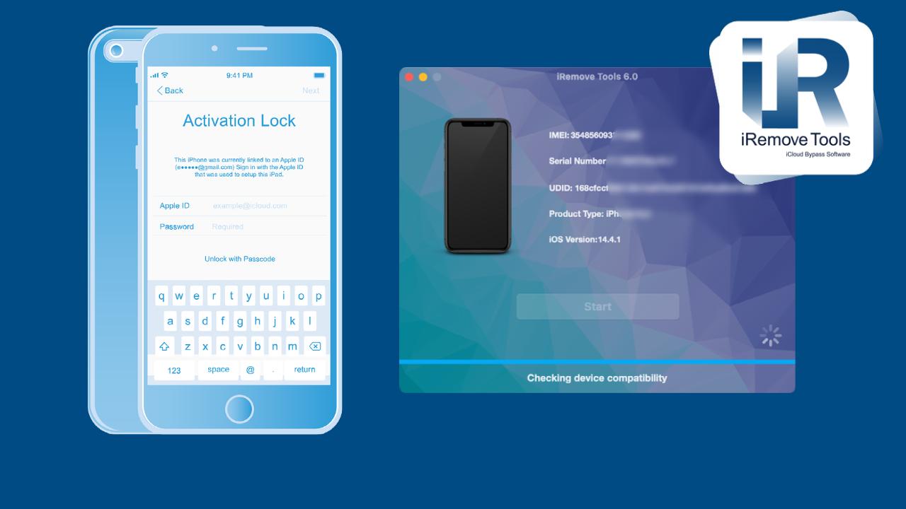 remove Activation Lock on iPhone 8, iPhone 8 Plus