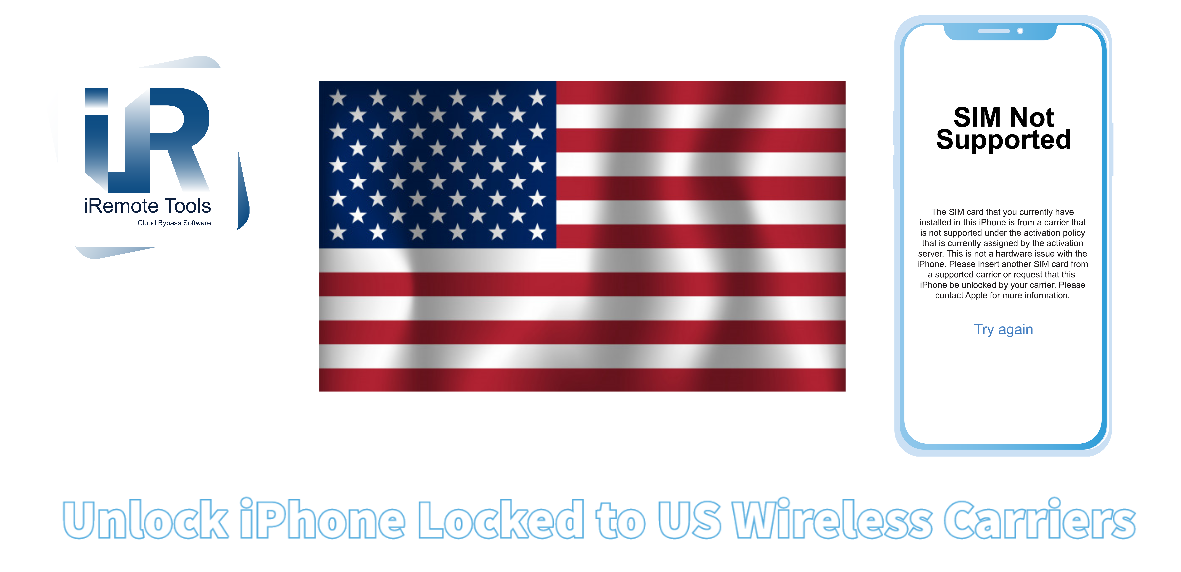 Unlock iPhone Locked to US Wireless Carriers