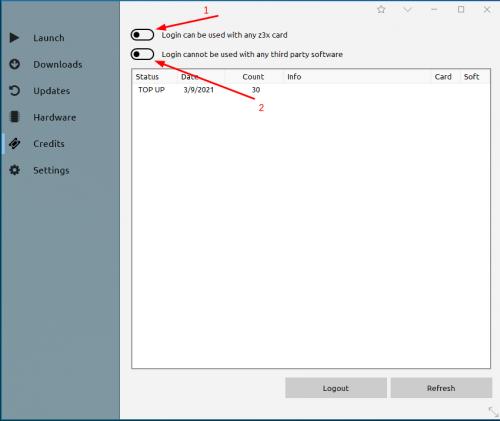 Use Z3X Dongle Box Credits & iRemove Software Step 4