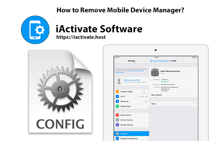How to Remove Mobile Device Manager on iPhone or iPad?